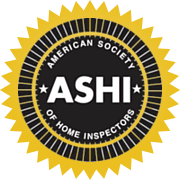 Certified Inspector - American Society of Home Inspectors